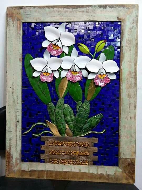 Best 25+ Mosaic wall art ideas on Pinterest   Wood mosaic ...