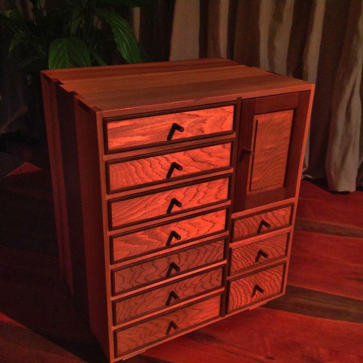 Western Red Cedar Trinket Box - VRDBespoke
