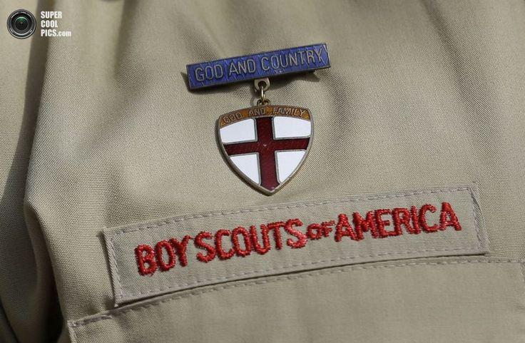 Американские бойскауты не рады сексуальным меньшинствам (4 фото)