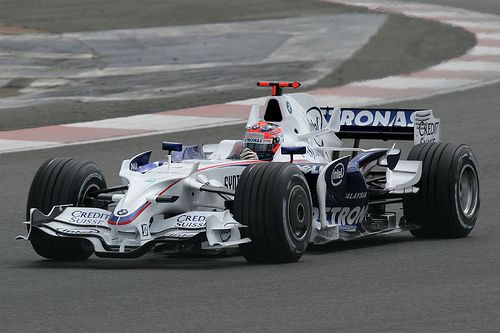 Robert Kubica (BMW)
