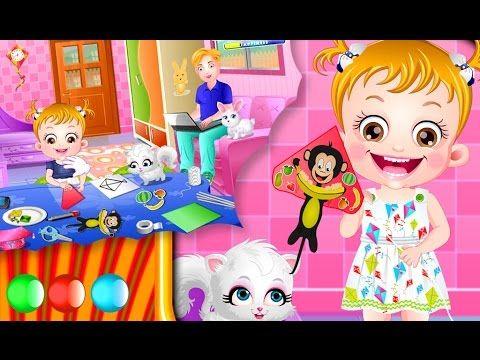 Download - Android (Google Play): https://goo.gl/5tG8UK Baby Hazel & Drachen Fliegen Spiele für mädchen - kostenlos