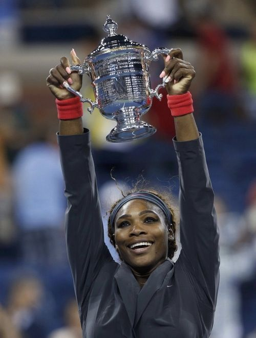Serena Williams Wins US Open and $3.6 Million in Prize Money #serenawilliams #tennis #sports