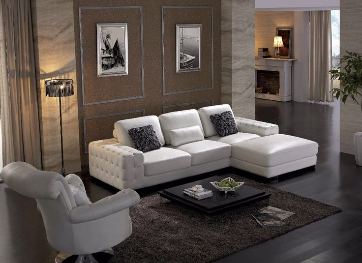 Best 25 Leather Corner Sofa ideas on Pinterest Chesterfield