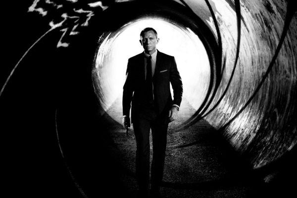 Os novos carros de James Bond