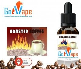Roasted Coffee EJuice Flavour
