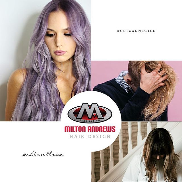 Hair inspo anyone? Milton Andrews has you more than covered! They believe that everyone should have the opportunity to look great and feel even better, and are 100% proud and passionate about what they do. We love that! (and it's awesome to be able to help them shout it out on Social). Find out more about our clients, and how we can help you on the road to business success over on our website. #dream #connect #success #getconnected www.connectplus.nz