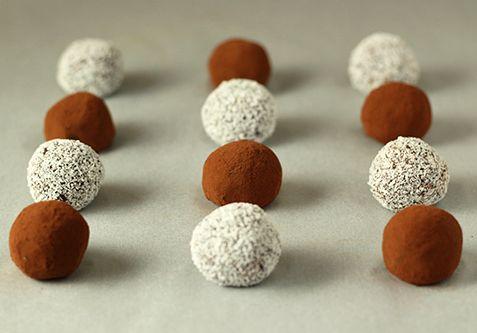 The Ultimate Dark, Vegan Chocolate Truffles Recipe