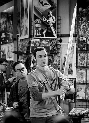 The Big Bang Theory ~ Leonard and Sheldon