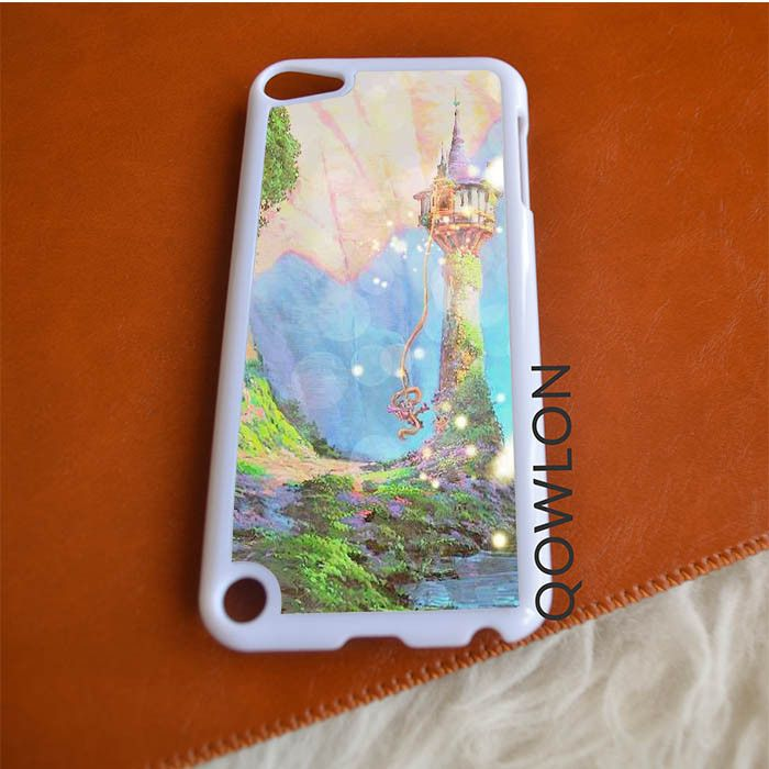 Castle Tangled Cartoon iPod Touch 5 | 5TH GEN Case