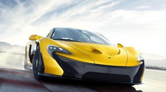 McLaren P1 Mmm!