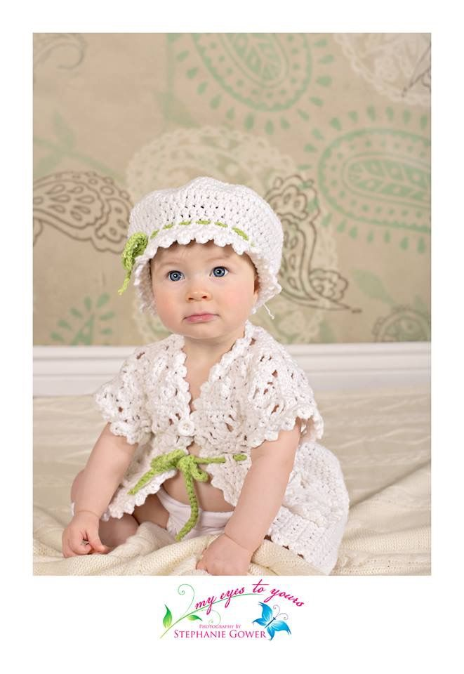 Had a little cabbage patch doll in studio!  Sweetness!!!  www.myeyestoyours.com London, ON #photographer #photography #children #babies #LndOnt
