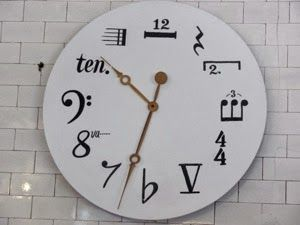 quiet corner music clocks clock ideasalarm musicmusic clocksmusic clocksmusic clockmusic decor