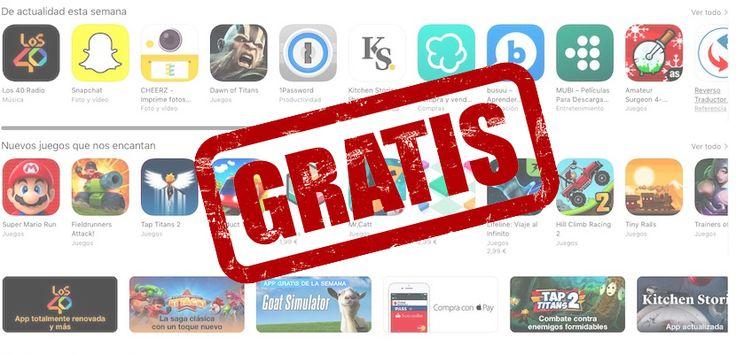 10 Aplicaciones y juegos gratuitos por tiempo limitado - http://www.actualidadiphone.com/aplicaciones-y-juegos-gratuitos-por-tiempo-limitado/