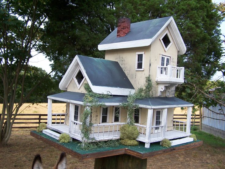 Large Bird Houses | ... inexpensive decor options!cheap prices at hq opening victorian bird