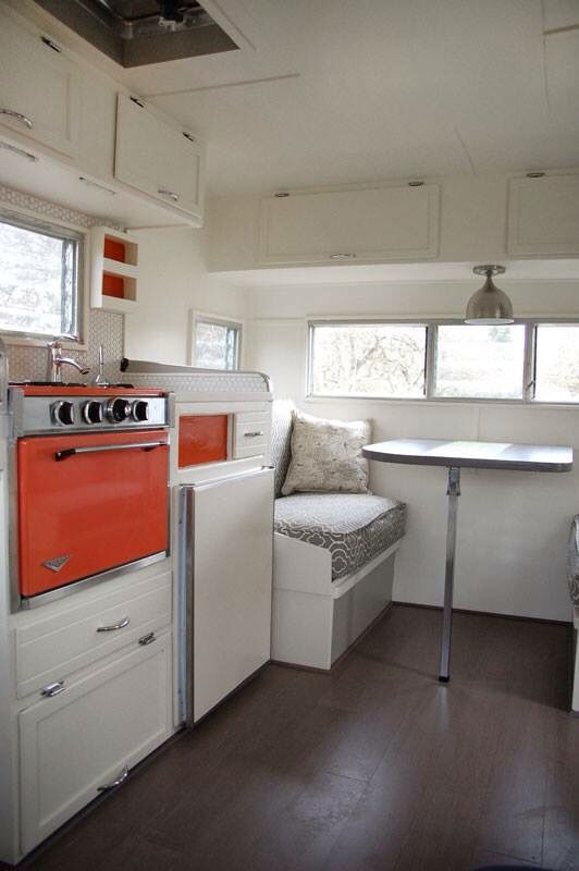 best 25 vintage camper interior ideas only on pinterest vintage campers trailers camper. Black Bedroom Furniture Sets. Home Design Ideas