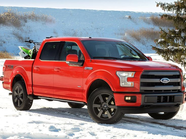 2015 Ford F-150 HD Wallpapers-5