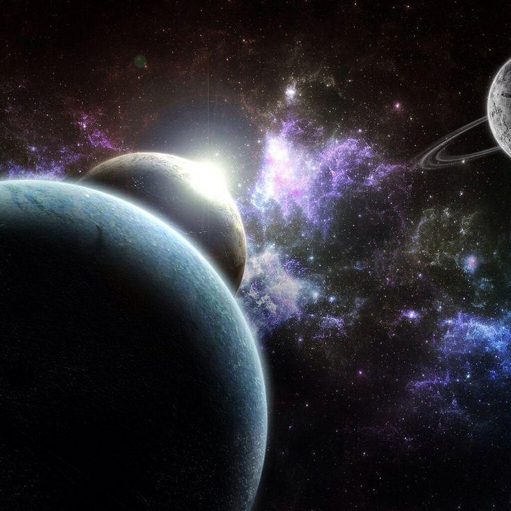 Het heelal!