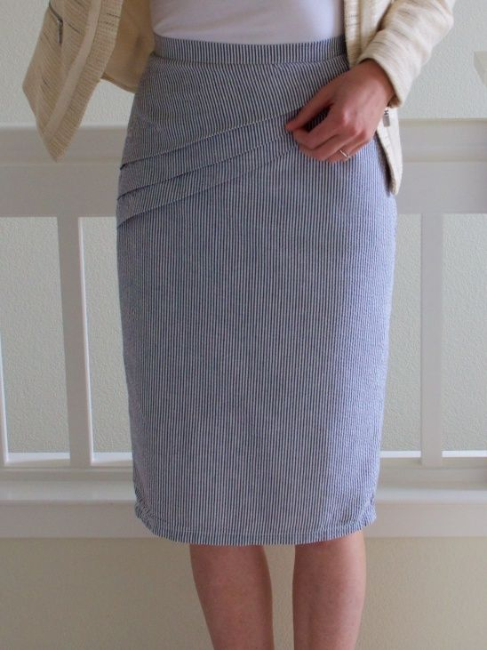 Camellia skirt by Magdalena Langa | Project | Sewing / Skirts | Women's | Kollabora
