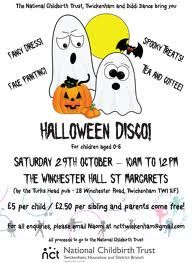 good example of halloween disco flyer discos are a lovely fundraising idea for pto pta - Halloween Fundraiser Ideas