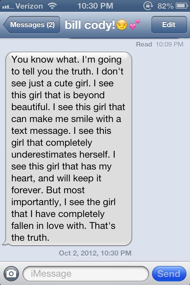 My boyfriend's text are Pinterest worthy! So thankful :)