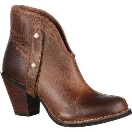 Durango Women's Austin Interchangeable Shaft Western Boot