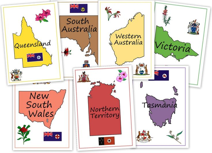 I've started pulling together an Australian Notebook for the kids to create in, add to and build on whenever we do something relating to ...