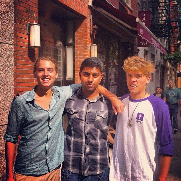 Cole/Dylan now: | The Sprouse Twins Today