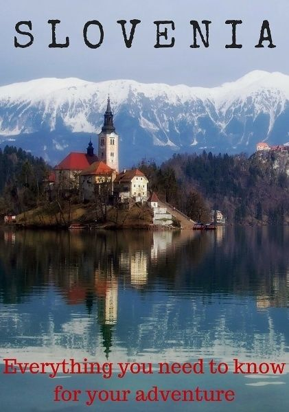 slovenia travel blog and slovenia travel guide MUST READ!