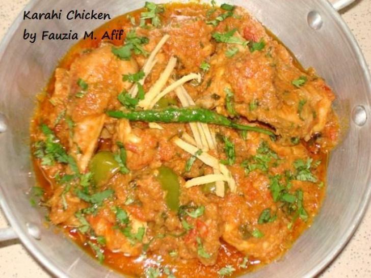 Karahi Chicken | Fauzia's Kitchen Fun