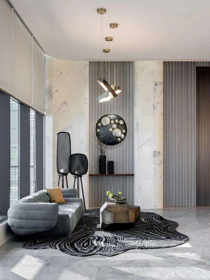 Ultra Modern Living Rooms For Hospitable Homeowners: Pin By Danielle Bromberg On Ultra Modern In 2019