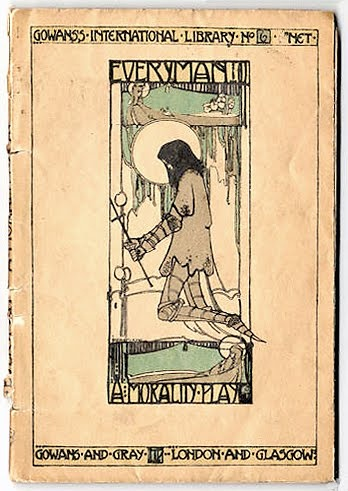 Everyman a morality play - cover 1921