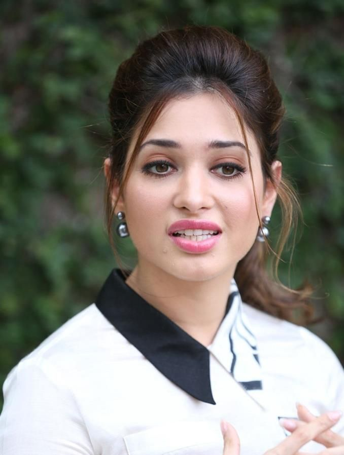 nice Tamanna in Bhatia Baahubali Promotions Check more at http://cinefames.com/tamanna-in-bhatia-baahubali-promotions/