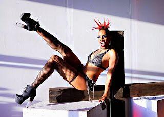 #TNM The New Music Movement Inc.: Vixen Noir - Lusty Lady