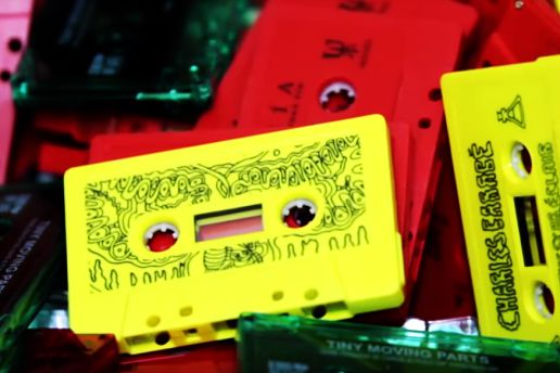This Is the Last Factory on Earth That Makes Cassette Tapes