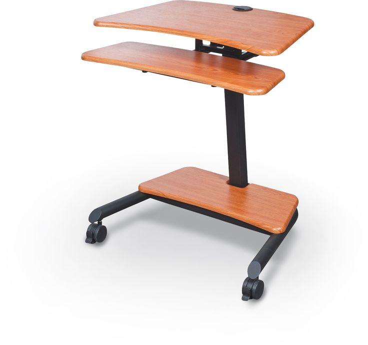 Amazonsmile Balt Up Rite Workstation Sit Stand Desk