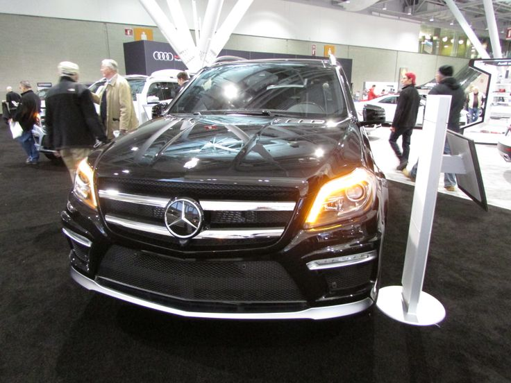 #Mercedes GL 63 SUV at 2014 Boston Auto Show, New England Auto Show