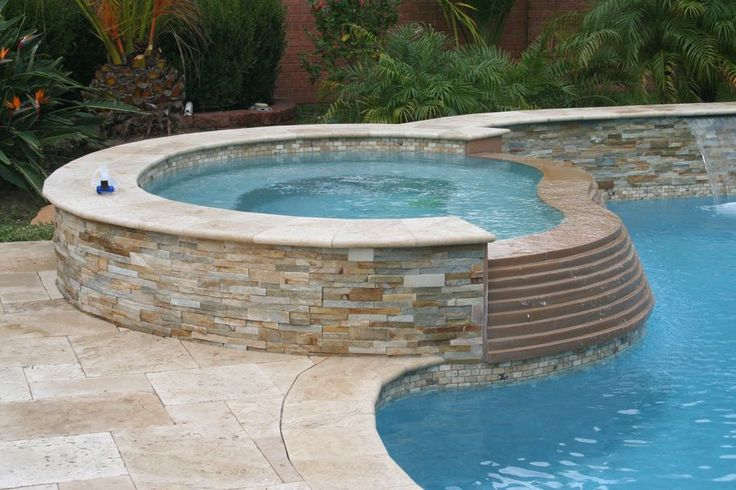9 best images about pool ideas on pinterest lounge areas for Pool design katy tx