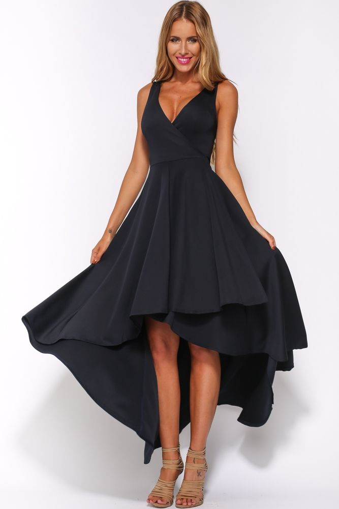 HelloMolly | Cha Cha Dress Dark Navy