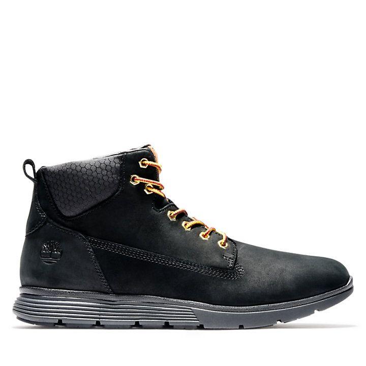 Killington Chukka Voor Heren In Monochroom Zwart Timberland Chukka Sneakers Sneaker Boots Shoes Mens