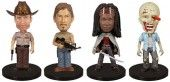 Funko The Walking Dead Mini Wacky Wobbler Set (4-Piece)
