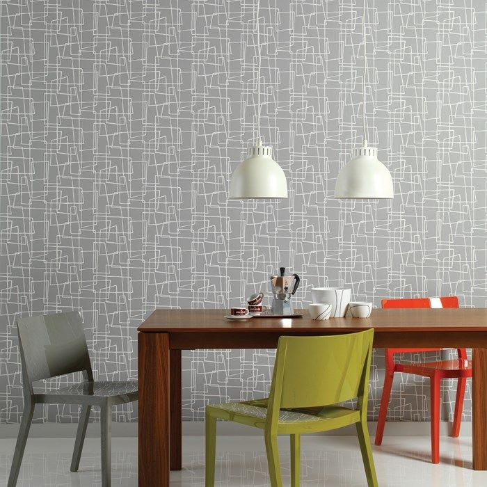 Industrial Decor. Brown WallpaperWallpaper IdeasFeature ...