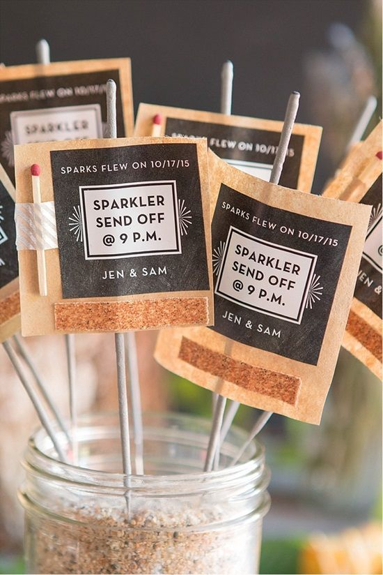 Your wedding favors don't have to be expensive & useless that your guests will throw them away once they get home. You can change that by creating your own wedding favors, this way you'll make sure they're of use to your guests, and you can even personalize them to each of your guests.