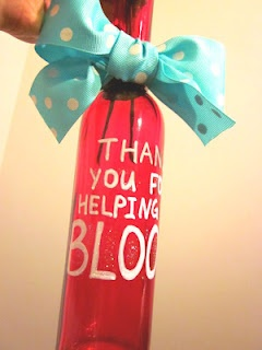 "Teacher Appreciation Gift Idea (""Thank you for helping me BLOOM"")"
