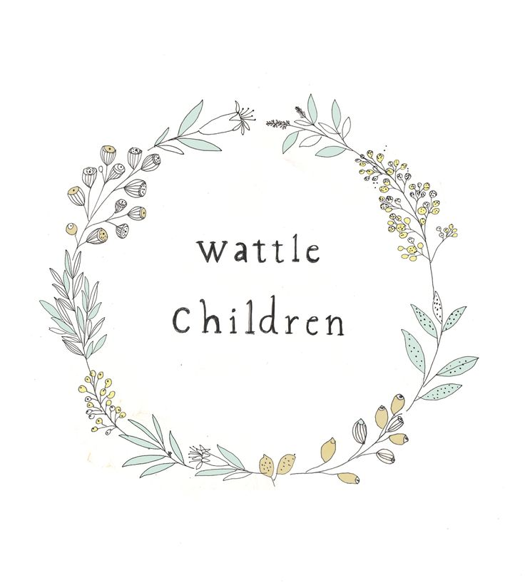 Wattle Children Katt Frank Illustration Pinterest Beautiful