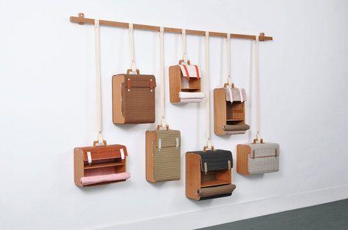 TOTALLY COOL IDEA...Tassenkast — Lotty Lindeman & Wouter Scheublin