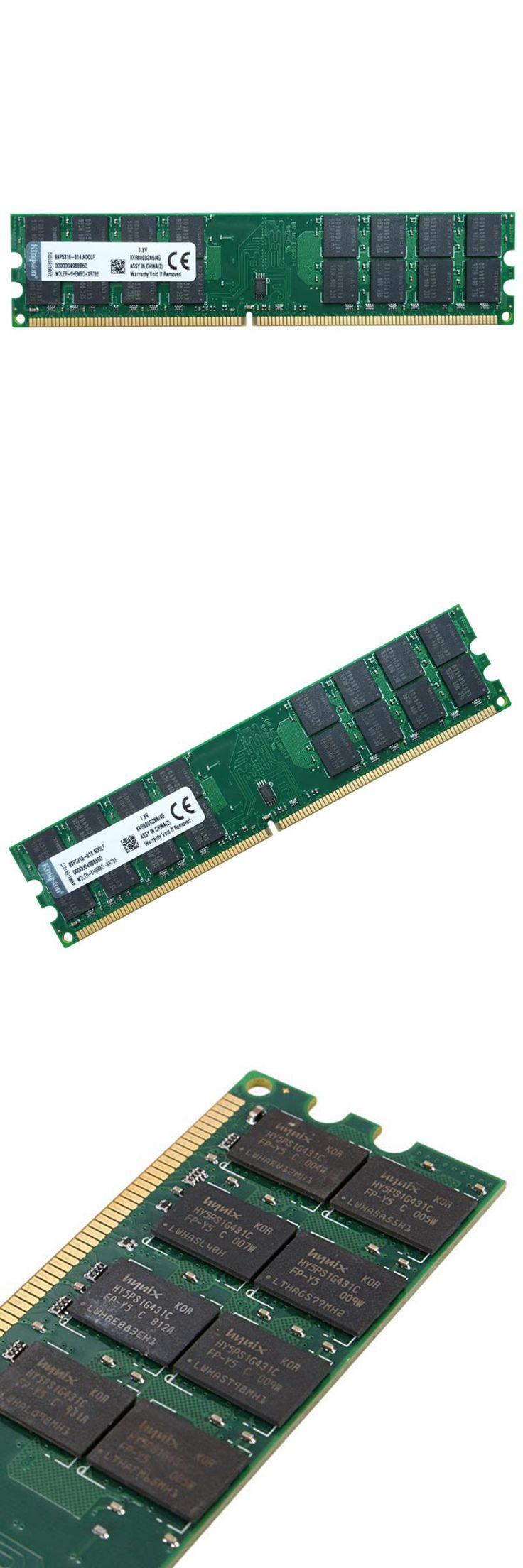 [Visit to Buy] RAM DDR2  4G 2PCS*4GB DDR2 8GB DDR2 800 MHZ PC2-6400  Memory For Desktop Memory RAM 240 pins For AMD System High Compatible #Advertisement