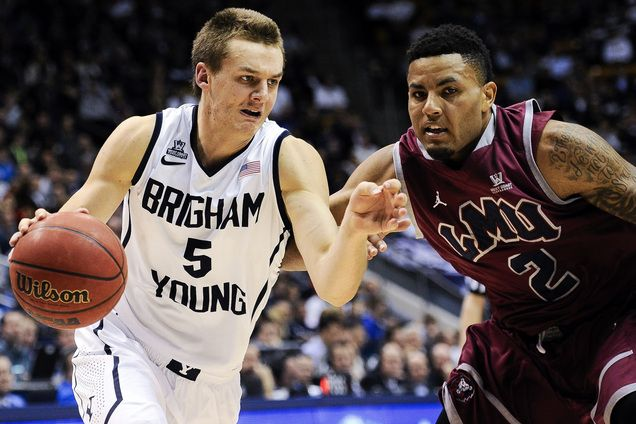 BYU basketball: Collinsworth 'ahead of schedule' with ACL recovery | The Salt Lake Tribune