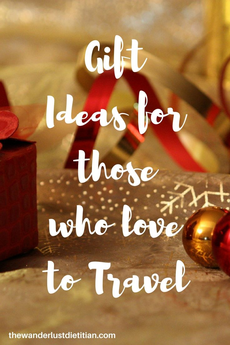 This post is geared towards the travel-minded folks who want something funny, practical, or unique for their gifts this holiday season. These are some of my favorite gift ideas for those who love to travel! ************************** gifts for travelers, gift ideas for christmas, gift ideas for girls, gift ideas for men, travel items, travel gear, gifts for travel lovers, gift ideas for those who love travel