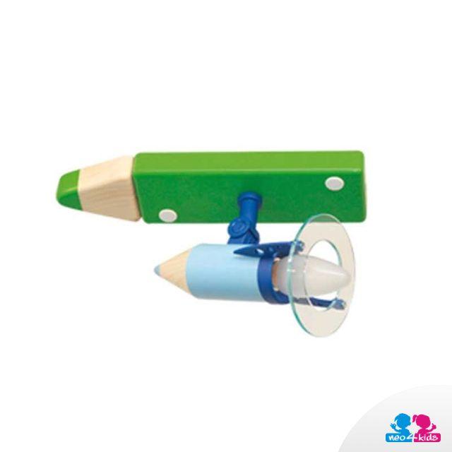 Bunte Stifte gibt es nicht nur für eure Federtasche ;) #lampe #kinderzimmer #einrichtungsdesign #stifte