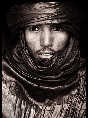 Tuareg People of the Northern Sahara